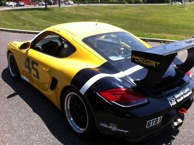 2009 Porsche Cayman Cayman S Race Car Porsche Cayman S Grand Am Conti Race Car