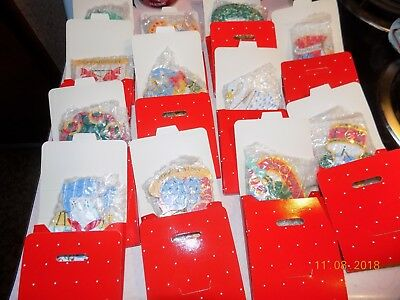 Whole set Avon 12 days of Christmas ornament collection