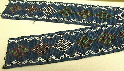 Antique Ojibwa/ Great Lakes Loomed Sash