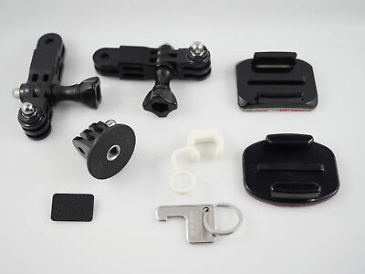 GoPro  Mounting Accessories Spare Kit Pack - GENUINE GoPro Parts