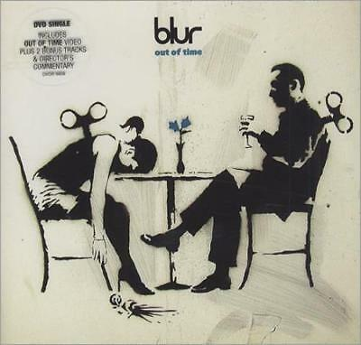 Blur Out Of Time UK DVD Single DVDR6606 PARLOPHONE 2003