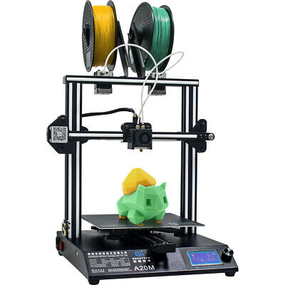 Geeetech A20M 3D Printer Quick Assembly 2 in 1 out Mix-Color Auto Bed Level