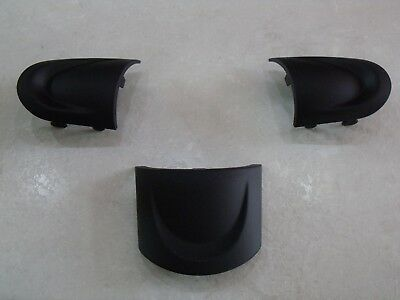 Mini New Genuine R55 R56 R57 S Three Spoke Sport Steering Wheel Trim Covers