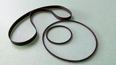 3 Riemen für Bang & Olufsen B&O Beocord 5000 Type 4921/2/3/4/5/6/7 Tape Belt-Kit
