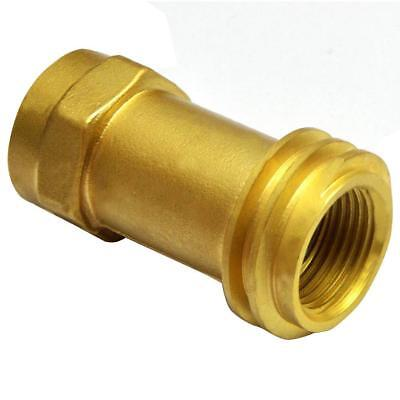 Disposable Propane Cylinder Bottle Adapter- 1LB Propane Tank, Quality Brass