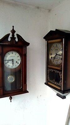 Clocks & for parts & movements For Restoration Spare Or repair