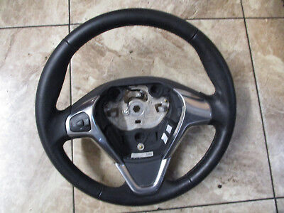 Ford Fiesta 2015 - Cruise Control Steering Wheel