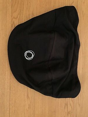 Bugaboo Bee Sun Canopy - Black -Hood in great conditions. Fits Bee Plus, 3 and 5