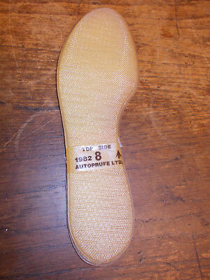 British Army Boot Insoles Size 8