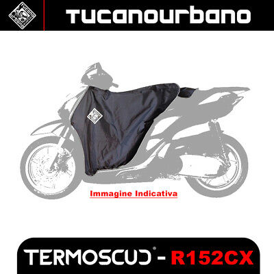 Couvre-Jambes / Termoscud [Tucano Urbano] - Honda Dylan 125 / 150 - Cod.r152Cx