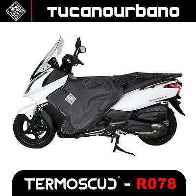 COUVRE-JAMBES/TERMOSCUD TUCANO URBANO KYMCO DOWNTOWN 125/200/300 i COD.R078
