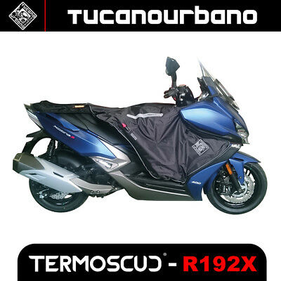 COUVRE-JAMBES/TERMOSCUD TUCANO URBANO KYMCO XCITING 400i S 18 COD.R192X