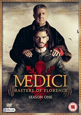 Medici Masters Of Florence Season One (UK IMPORT) DVD NEW