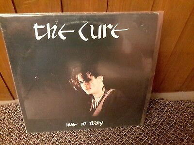 The Cure live in  italien