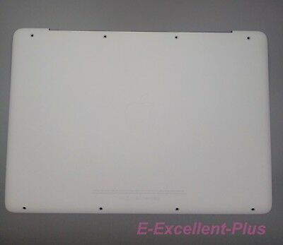 """White Laptop Bottom Case Base Cover For Macbook 13.3"""" A1342 2009 2010 604-1033"""