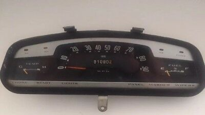 Dash Speedo MORRIS 1100S Speedometer Gauge Assembly