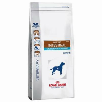 Royal Canin Veterinary Diet Dog - Gastro Intestinal Moderate Calorie 2 x 14kg
