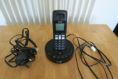 BT Cordless Telephone with Answer Machine