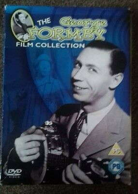 The George Formby Film Collection [DVD] [2009][Region 2]