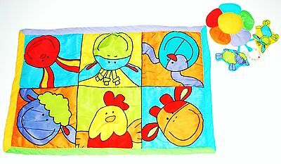 6 x ELC Blossom Farm Tummy Time Playmats (RRP £19.99 each)