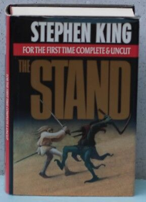 The Stand: The Complete & Uncut Edition (Item C346)