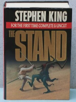 The Stand : The Complete & Uncut Edition (Item C352)