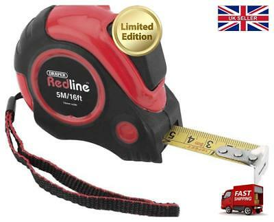 Draper Redline 69495 5 m/16 ft Measuring Tape