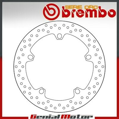 Brembo Serie Oro Fixed Front Brake Disc for Bmw Hp2 Enduro 2006 > 2009