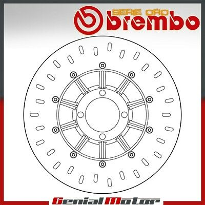 Brembo Serie Oro Fixed Front Brake Disc for Bmw K 75 C 1985 > 1991