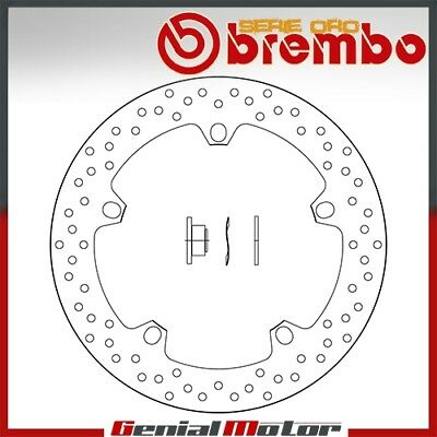 Brembo Serie Oro Fixed Front Brake Disc Bmw R 1200 Gs Exclusive 2017 2019