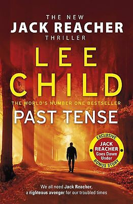 Past Tense : (Jack Reacher 23) [ Paperback | FREE DELIVERY ]