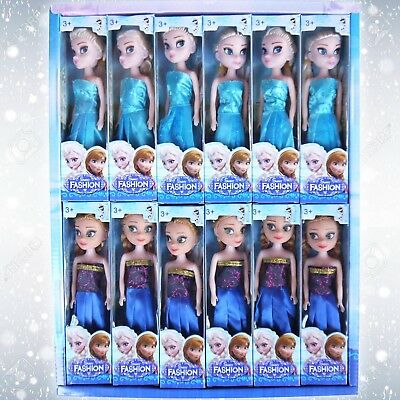 24 x Beautiful Children Princess Dolls Fashion Toys Kids Girls Birthday Gift