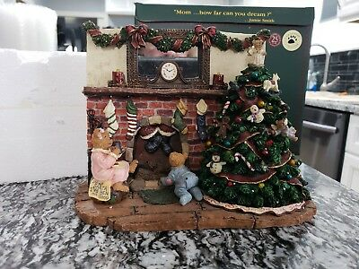Boyds Bears TWAS THE NIGHT BEFORE CHRISTMAS 1E/36