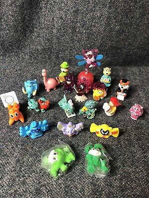 Mixed Lot of Ferrero Kinder Surprise Toys - 20 Pieces - All Different #1