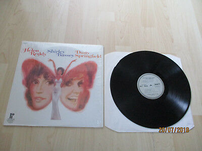 Helen Reddy Shirley Bassey Dusty Springfield LP 1973; SPC 3356 Printed in USA