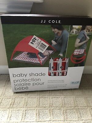 NEW JJ COLE Baby Shade 3 Foot X 3 Foot