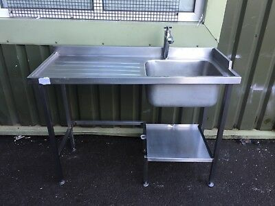 Commercial Stainless Steel Sink / Catering