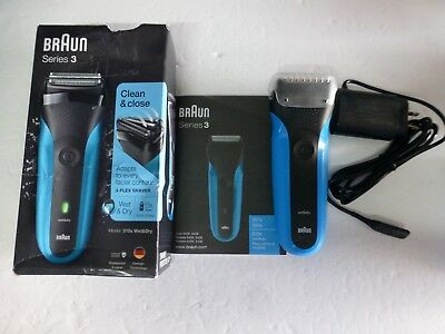 Braun Electric Razor for Men Shaver, Series 3 310s, Rechargeable (BB-6)