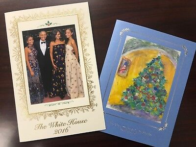 Official 2016 White House Holiday Cards