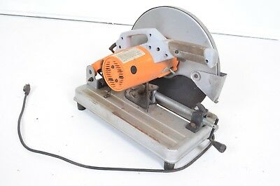 """Chicago Electric 14"""" Cut-off Saw Single Phase 2 HP 3400 RPM"""