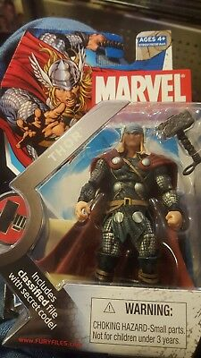"Thor 3.75"" Action Figure Series 2 #12 Hasbro Marvel Universe 2011"