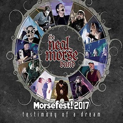 Neal Morse Band-Morsefest 2017: The Testimony Of A Dream (Uk Import) Cd New