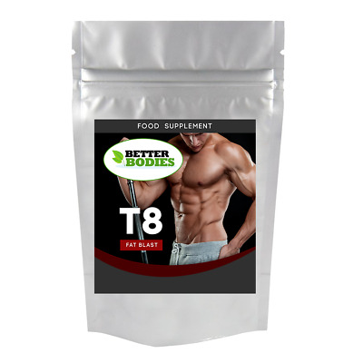 T8 Fat Blast Strong Fat Burners Extreme Fast Weight Loss Pills Diet Capsules