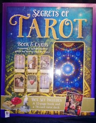 New Tarot Card Deck And Book Set Great learning deck Guide.