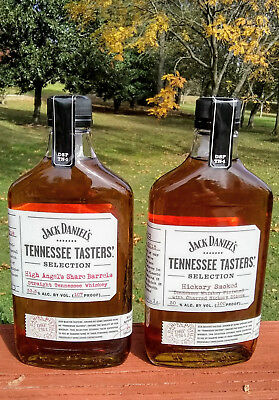 Jack Daniel's Tennessee Tasters' Selection, Hickory Smoked & High Angel's Share