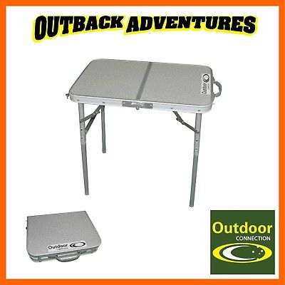Outdoor Connection Compact Side Table Camping Caravan