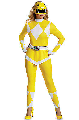 PINK RANGER SASSY Mighty Morphin Power Rangers Halloween Deluxe ... 30a76782a