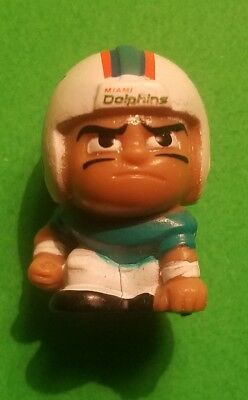 """Collectible NFL TEENYMATES 1"""" Lineman Figure Series 5 Miami DOLPHINS"""