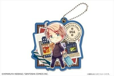 Hetalia Axis Powers Germany Acrylic Key Chain Anime Manga NEW