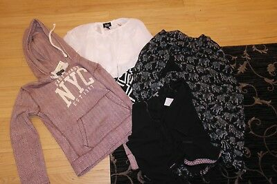 Charlotte Russe, Aeropostale Girls Clothes Lot, Size 12-16 NEW Hoodie